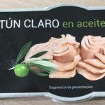 Atun clari en aceite de oliva