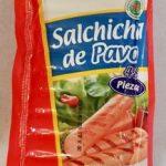 Aurrera Salchicha de Pavo