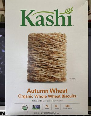 Autumn Wheat Organic Whole Wheat Biscuits