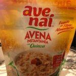 Avena instantanea con quinoa