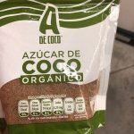 Azucares de coco organico