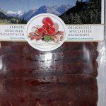 Bündnerfleisch Viande Des Grisons