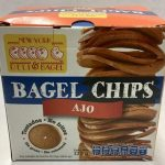 BAGEL CHIPS AJO