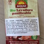 BIO LEVADURA PANIFICABLE