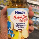 Baby Jus Pomme Poire