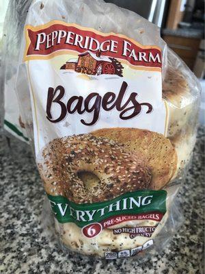 Bagels Everything