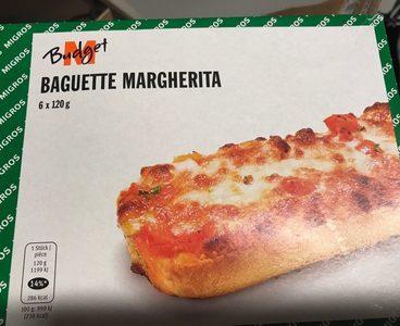 Baguette Margherita