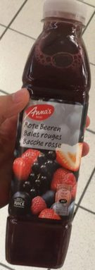 Baies rouges