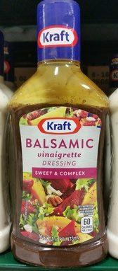 Balsamic vinaigrette dressing