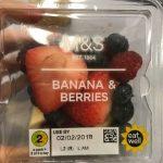 Banana & Berries