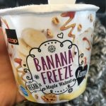 Banana Freeze Maple Walnut