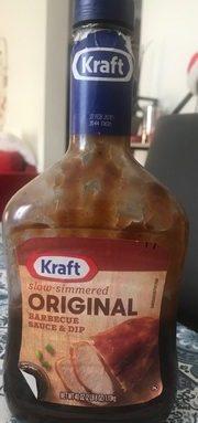 Barbecue sauce & dip