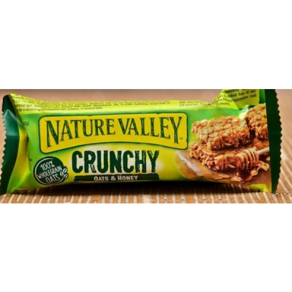 Barre crunchy Oats & Honey