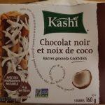 Barres Granola (chocolat Noir Et Noix De Coco)