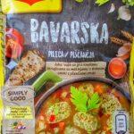 Bavarska pileća supa sa griz knedlama