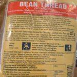 Bean thread noodles