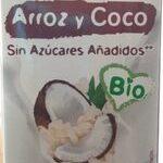 Bebida vegetal Arroz y Coco