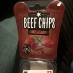 Beef Chips Nature