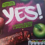 Beetroot and Apple Fruit Bar