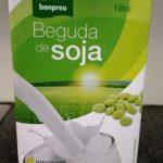 Beguda de soja