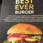 Best ever burger