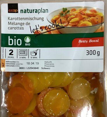 Betty Bossi Mélange de carottes