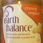 Beurre d'Arachide et Graines de Lin Crunchy