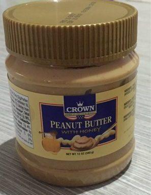 Beurre de cacahuetes au miel