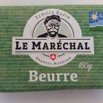 Beurre de fromagerie le maréchal
