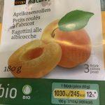 Bio Aprikosenrollen