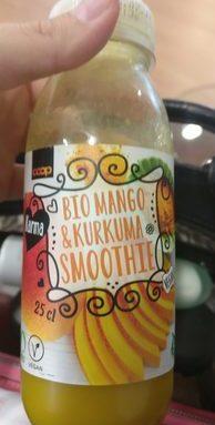 Bio Mango & Kurkuma Smoothie