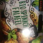 Bio Spinat Falafel