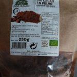 Bio cacao en polvo