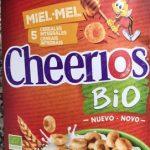 Bio cereales de desayuno con cereales integrales