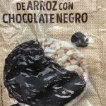 Bio tortitas de arroz con chocolate negro