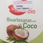 Bioartesanas con coco