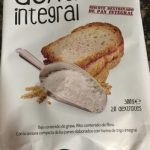 Biscote dextrinado de pan integral