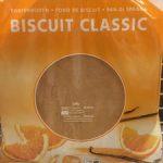 Biscuit Classic Fond de biscuit
