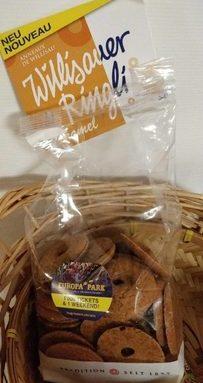 Biscuits Willisau Ringli caramel