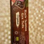 Black Jasmine Rice Pasta