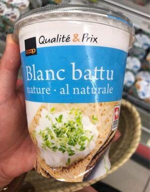 Blanc Battu