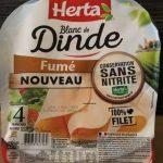 Blanc de dinde sans nitrite