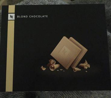 Blond Chocolate