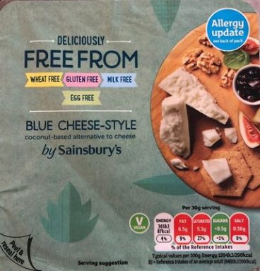 Blue cheese style