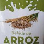 Boisson de riz au quinoa