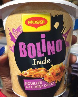 Bolino Inde Nouilles au Curry Doux