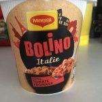 Bolino Italie Pâte tomate fromage