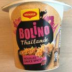 Bolino Thilande Nouilles sauce Spicy