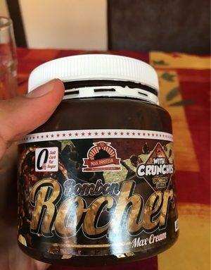 Bombon Rocher Max Cream