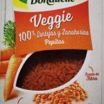 Bonduelle Veggie Lentejas y Zanahorias